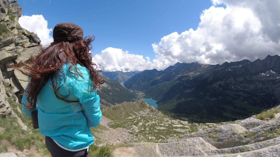 Sentiero per il Colle di Nel  (2551 m)