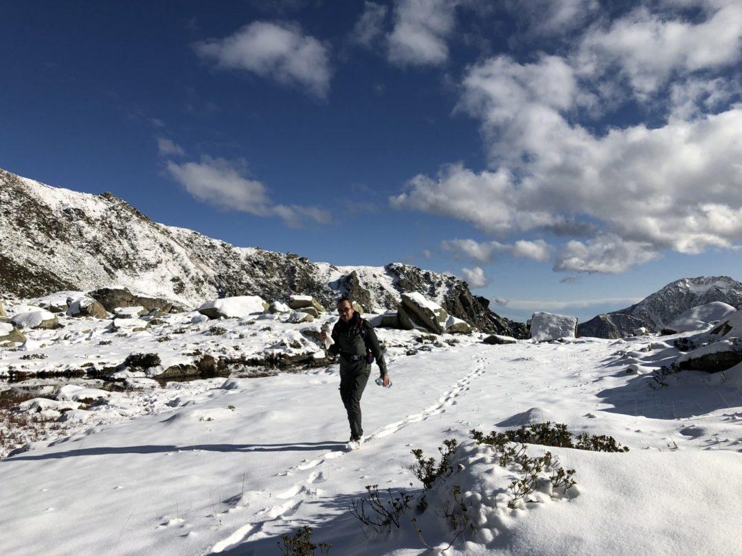 Sentiero per i Laghi di Sagnasse (2083 m)