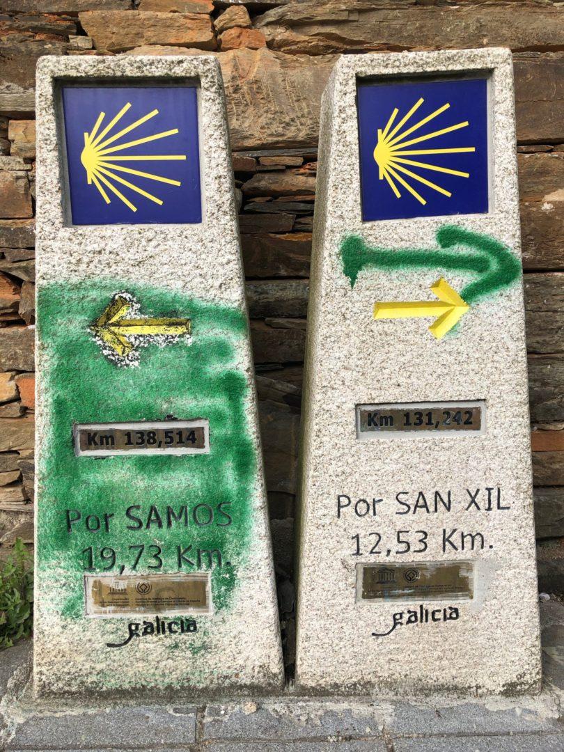 Cammino di Santiago de Compostela in 10 giorni