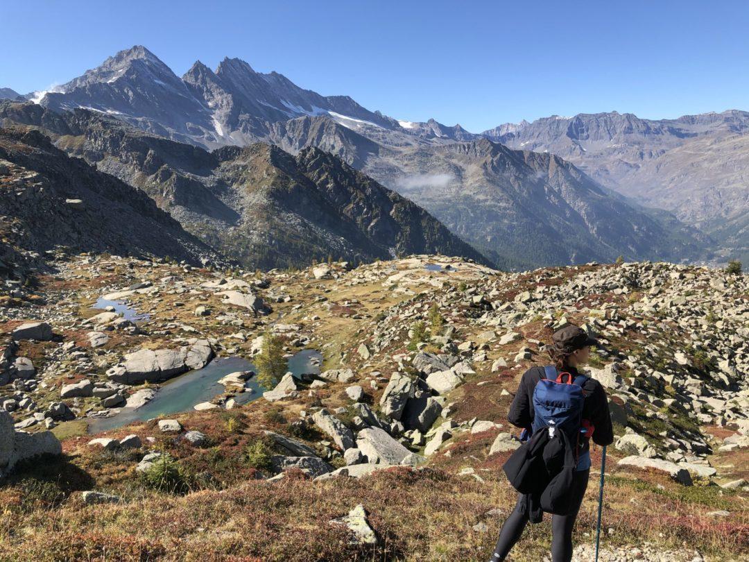 Colle della Crocetta (2641 m) – Sentiero