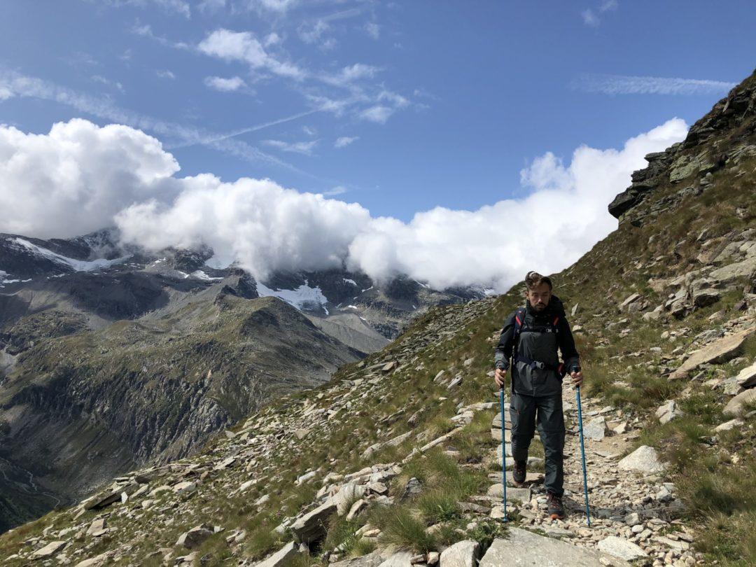 Sentiero per il Colle della Terra (2922 m)