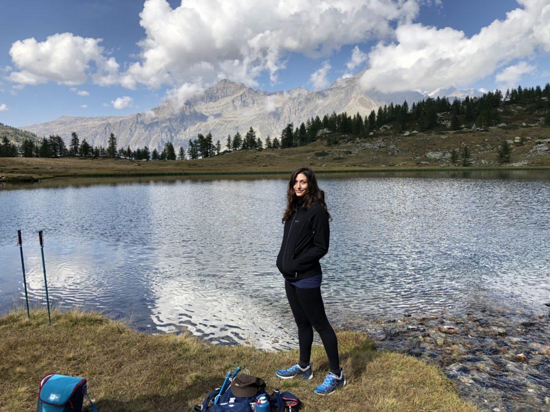 Lago di Dres (2087) – Sentiero