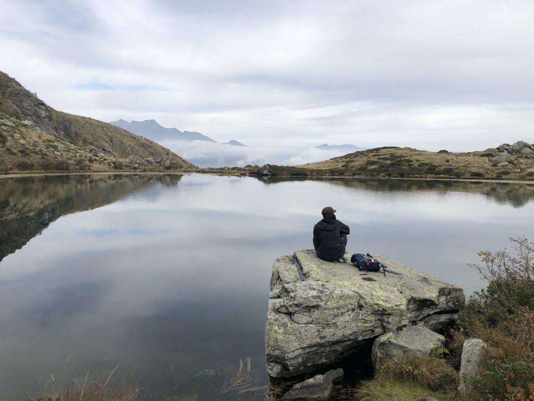 Lago di Pratofiorito (1800 m) – Sentiero