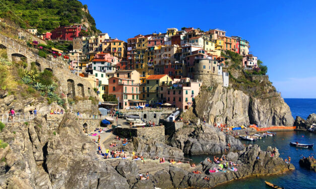 Weekend alle Cinque Terre: Primo viaggio post COVID